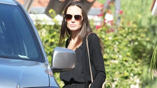 Angelina Jolie Photographed in Public for First Time Since Filing for Divorce From Brad Pitt: See the Pic