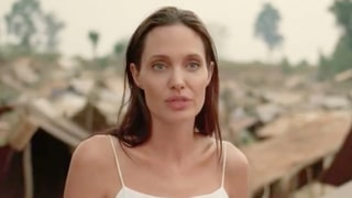 Angelina Jolie Shares Promo for Her Netflix Movie 'First They Killed My Father'