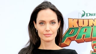 Angelina Jolie: 'It's Strange, I Never Wanted to Have a Baby'