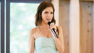 Anna Kendrick Gives 'Most Incredible Something Borrowed' to BFF Bride: See Her Bridesmaid Dress
