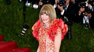 Anna Wintour Bans Parsley, Bruschetta and, Yes, Cell Phones at the Met Gala