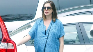 Anne Hathaway Celebrates Her Baby Shower with a Backyard Luncheon: See the Pictures!