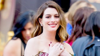 Anne Hathaway Marks The Princess Diaries' 15th Anniversary With Sweet Throwback GIF