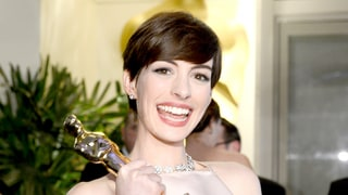 Anne Hathaway Was Not Thrilled When She Won Her Oscar: 'I Tried to Pretend That I Was Happy'