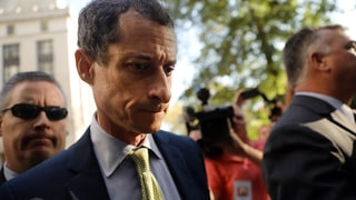 Anthony Weiner Sentenced to 21 Months in Prison for Sexting High School Student