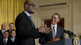 See LeBron James Reflect on Barack Obama's Presidency
