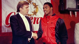 Remember When Donald Trump Owned a Professional Football Team?