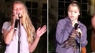 Gwyneth Paltrow and Chris Martin's Kids, Apple and Moses, Show Off Incredible Vocal Talent at Fundraiser