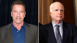Arnold Schwarzenegger, John McCain and More Republicans Say They Won't Be Voting for Donald Trump