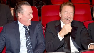Arnold Schwarzenegger, Robert Patrick Have Epic Terminator Reunion: See the Selfie!