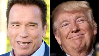 Arnold Schwarzenegger Responds to President Donald Trump's Prayer Breakfast Dig: We Should Trade Jobs!