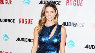 Ashley Greene Shimmers in a Sequin Cutout Dress on the Red Carpet