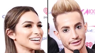 Ashley Iaconetti, Frankie Grande, La La Anthony and More Reveal Their Weirdest Fan Gifts and Favorite Holiday Albums: Watch
