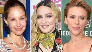 Madonna, Ashley Judd, Scarlett Johansson Electrify Women's March Crowd