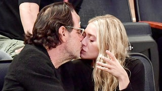 Ashley Olsen Kisses New Boyfriend Richard Sachs on Double Date With Mary-Kate, Olivier Sarkozy: Photos