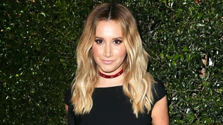 Ashley Tisdale Never Leaves Home Without a Smoothie in Her Givenchy Purse