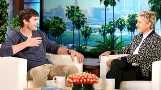 Ashton Kutcher: Mila Kunis Taught Daughter Wyatt to 'Whip and Nae Nae'
