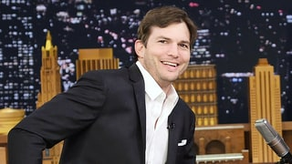 Ashton Kutcher: 'I'm Worried' About Birth of Second Child With Mila Kunis