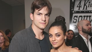 Ashton Kutcher and Mila Kunis Are 'Arm Chair Olympians' in Adorable Photo During Rio Opening Ceremony