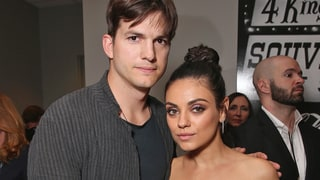 Ashton Kutcher: My Wife, Mila Kunis, Came Here on a Refugee Visa and 'My Blood Is Boiling' Over Trump's Ban