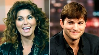 Shania Twain Gets Sassy With Ashton Kutcher After He Jokes About Her Song on 'The Ranch'