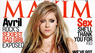 Avril Lavigne's Insanely Skinny Arm