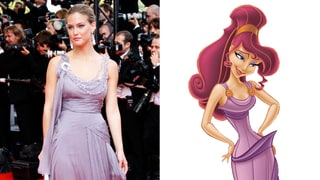 Bar Refaeli as Megara