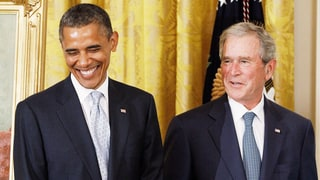 Read George W. Bush's Inauguration Day Letter to Barack Obama