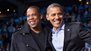 Watch Barack Obama Honor Jay Z With Songwriters Hall of Fame Speech