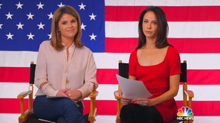 Barbara Bush, Jenna Bush Hager Pen Touching Letter to Malia and Sasha Obama