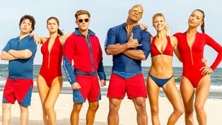'Baywatch' Trailer: Dwayne 'The Rock' Johnson, Zac Efron Fight Crime — and Strip Down!