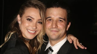 'Dancing With the Stars' Pro Mark Ballas Marries BC Jean in California: Photos