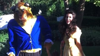 Channing Tatum, Jenna Dewan Tatum Went as Beauty and the Beast for Halloween, So Love Lives Forever