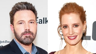 Ben Affleck and Jessica Chastain Will Present at the Golden Globes 2017