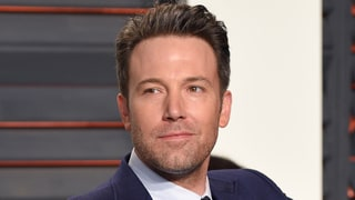 Ben Affleck Says His Massive Back Tattoo Is Fake