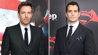 Ben Affleck and Henry Cavill Wear Three-Piece Suits on the Red Carpet: Who Wore It Better?