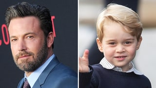Ben Affleck: My Son Samuel Played With Prince George, Princess Charlotte!