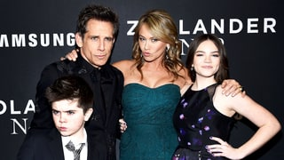 Ben Stiller's Son Out–Blue Steels Him on the Red Carpet: See the Photos!