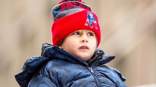 Tom Brady's Son, Benjamin, Steals the Show, Dabs at the Patriots' Super Bowl Victory Parade: Watch