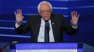 Twitter Slams Bernie Sanders Speech for Running Over 'The Bachelorette'