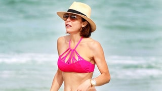 Bethenny Frankel Shows Off Her Incredibly Toned Body in Hot Pink Bikini: Picture