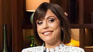 Bethenny Frankel Talks Plastic Surgery, Explains Her Shrinking Jaw