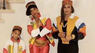 Beyonce Re-Creates Salt-N-Pepa's 'Push It' for Epic Halloween Costume