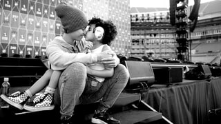 Beyonce Snuggles With Blue Ivy in Heart-Melting New Photo Before Tour Opener