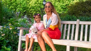 Beyonce Surprise Releases Blue Ivy's New Puppy Before Celebrating Birthday With Michelle Obama