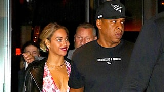 Beyonce and Jay Z Hold Hands on Date Night in NYC After His 'Lemonade' Rap Response