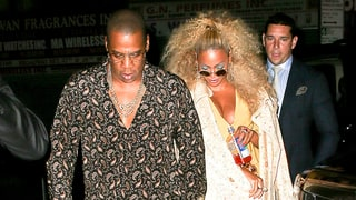 Beyonce Dances With Jay Z at Her 'Soul Train'-Themed 35th Birthday Party