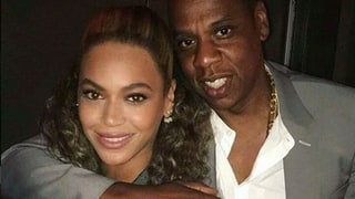 Beyonce and Jay Z Rock His-and-Hers Suits on Date Night