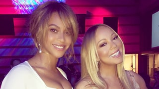 Beyonce and Mariah Carey Posing Together Is All You Need: Photo