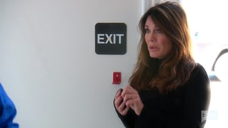 'Real Housewives of Beverly Hills' Recap: Lisa Rinna Comes Clean to Kim Richards About Saying She's Close to Death